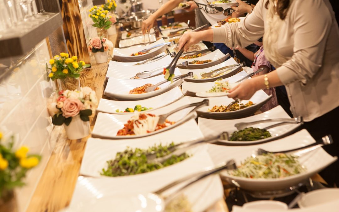 Planning Catering at your Indian Wedding