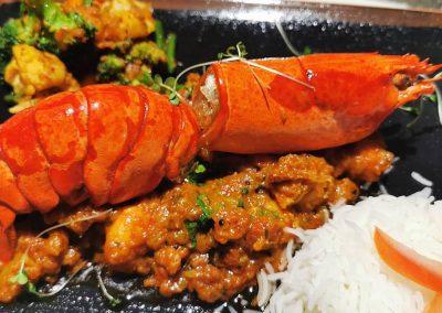 Lobster Pepper Fry